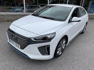 begagnad Hyundai Ioniq Hybrid 1.6 141hk, Premium Plus