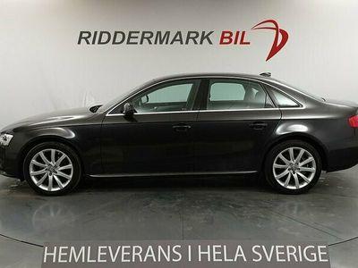 begagnad Audi A4 Sedan 2.0 TDI 143hk M-Värmare Dragkrok Välservad