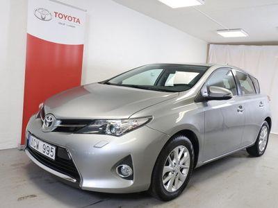 begagnad Toyota Auris 1.6 132hk Active