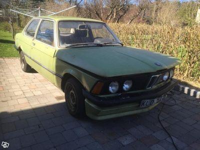 gebraucht BMW 323 i renoveringsobjekt