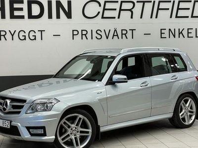 begagnad Mercedes 220 GLK BenzCDI 4Matic AMG Vinterhjul 2012, SUV Pris 169 900 kr