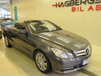 begagnad Mercedes 250 E BenzCGI Cab, Automat 2011, Cab 239 000 kr