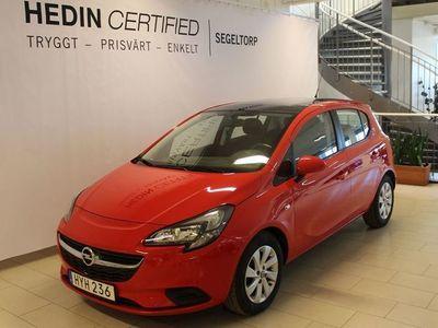 begagnad Opel Corsa 1.4 5dr 90Hk Glastak
