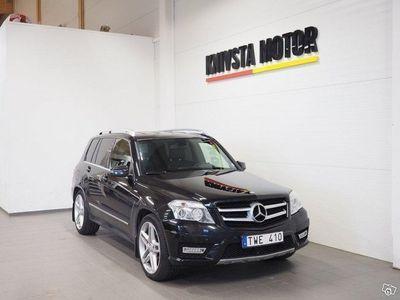 brugt Mercedes GLK220 CDI 4MATIC Aut AMG (DRAG)