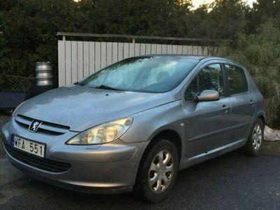 begagnad Peugeot 307 5D 1,6 EDITI