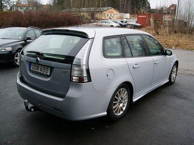 begagnad Saab 9-3 2,0t / Vector / Automat / Drag -08