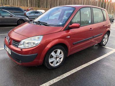 begagnad Renault Scénic ScenicJM 2006, Personbil 19 900 kr