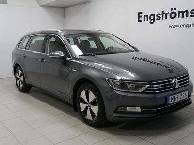 begagnad VW Passat TDI 150Hk Dragpaket