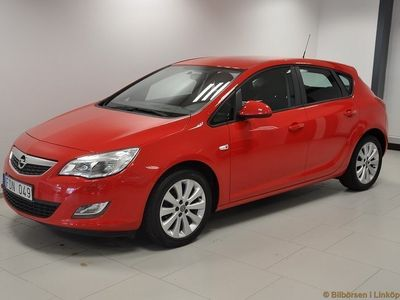 begagnad Opel Astra 1.6 ECOTEC 5dr 1.99%