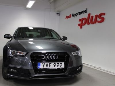brugt Audi A5 Cabriolet 2.0 TFSI 230 HK Q S-tronic