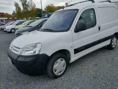 begagnad Citroën Berlingo Ny besiktad Van 2.0 HDi 90hk