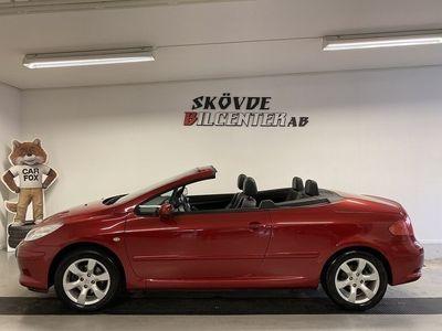 begagnad Peugeot 307 CC 2.0 CAB/10100Mil/Skinn -08