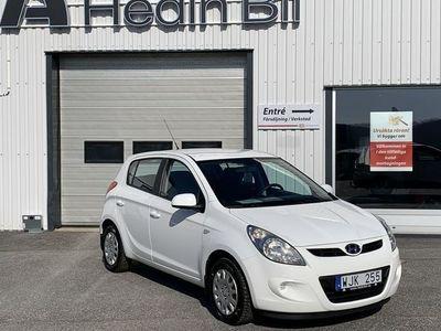 begagnad Hyundai i20 1.2 bensin / S&V-Däck /