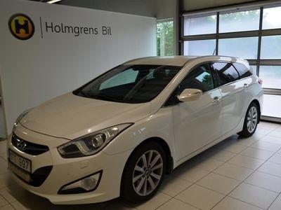 begagnad Hyundai i40 Kombi (136hk), Nyserv, Aut, En ägare