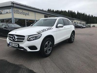begagnad Mercedes GLC220 d 4MATIC 170hk