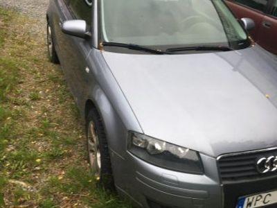 begagnad Audi A3 -05
