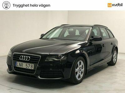 begagnad Audi A4 Avant 2.0 TDI (136hk)