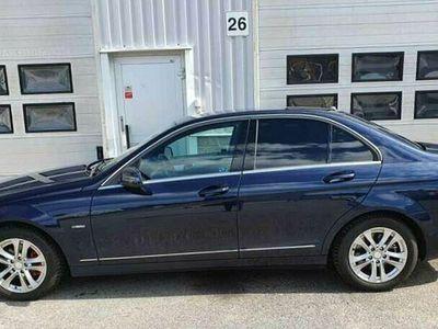 begagnad Mercedes C220 204CDI