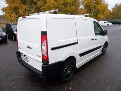 begagnad Peugeot Expert 2.0 163hk Automat