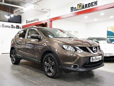begagnad Nissan Qashqai 1.5 dCi Euro 6 110hk Kampanj ränta 1,95%