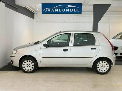 begagnad Fiat Punto 5-dörrar 1.2 Natural Power Active 60hk/Ny-serv