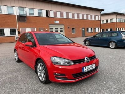 begagnad VW Golf 1.4 TSI 140hk AUT Highline Plus