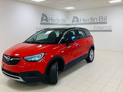 begagnad Opel Crossland X Crossland X 1,2 110hk