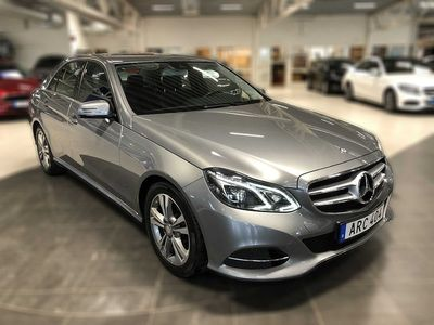 begagnad Mercedes E350 CDi 4MATIC 252hk, Sedan, Drag, Backkamera, Nav, SoV-hjul