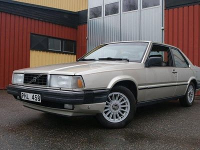 begagnad Volvo 780 V6 AUT Bertone -87