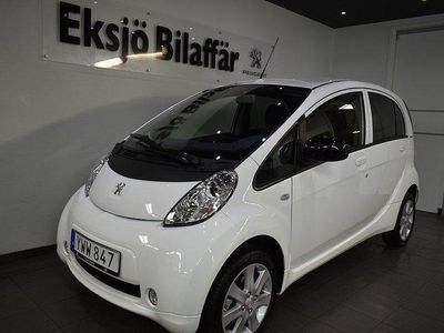 begagnad Peugeot iON 16 kWh Automat FullElectric