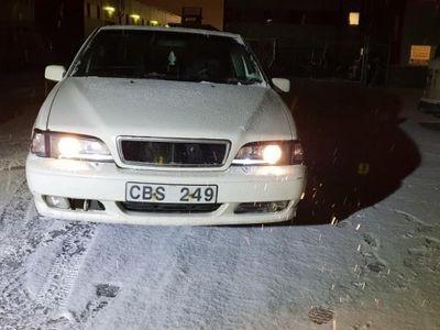 begagnad Volvo S70 Snövit -99