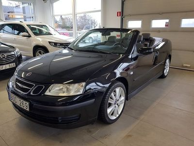 second-hand Saab 9-3 Cabriolet 2.0 T Linear 175hk