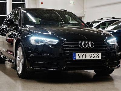 begagnad Audi A6 Avant TDI Q. S-Line Glanspkt Sport Edition, 190hk