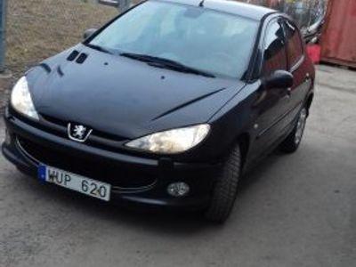 begagnad Peugeot 206 1,4 Ny Serv/Ny Bes 5D 06 -06