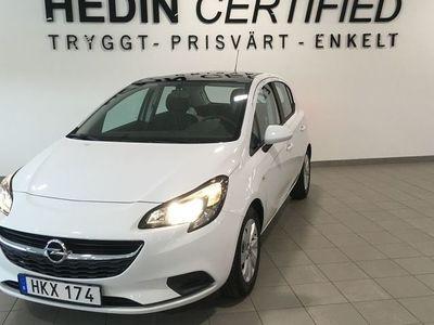 begagnad Opel Corsa 1.4 Manuell, 90hk, 2016