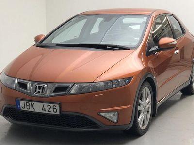 begagnad Honda Civic 2.2 i-CTDi 5dr