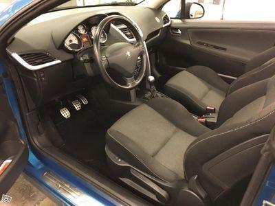 begagnad Peugeot 207 CC 1.6 (Cabriolet) ev byte -07