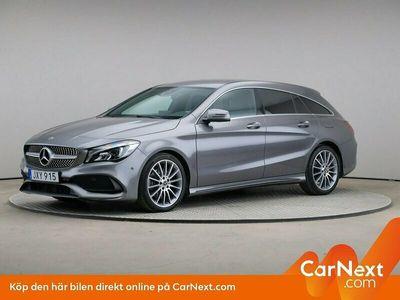begagnad Mercedes CLA220 Shooting Brake D Dct AMG-Line SE-Edition Prem
