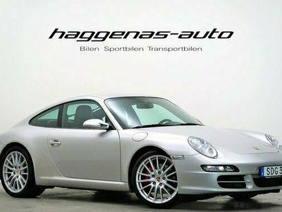 begagnad Porsche 911 Carrera 997 911 S Sport Chrono 2006, Sportkupé Pris 449 000 kr