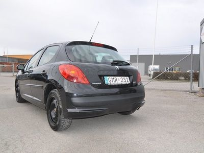 begagnad Peugeot 207 XS 1,6 5D -07