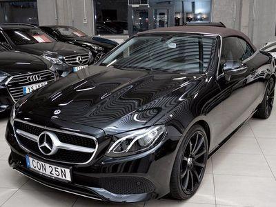 begagnad Mercedes E200 E BenzCabriolet Euro 6 2018, Cab 429 900 kr