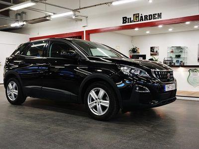 begagnad Peugeot 3008 1.2 Euro-6 130hk 1-År Garanti -17