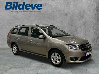 begagnad Dacia Logan MCV 0,9 TCe 90 hk Laureate