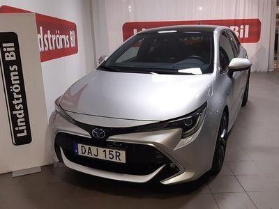 begagnad Toyota Corolla Hybrid Corolla Verso2.0 Executive Panorama 2019, Kombi 284 000 kr