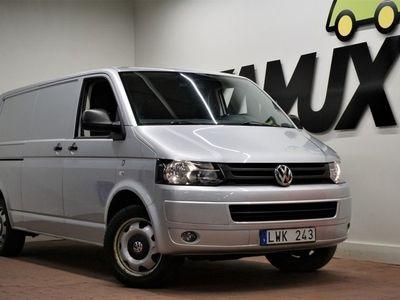begagnad VW Transporter 2.0 TDI | 4M | D-värm | Drag | S&V-hjul