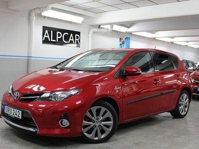 begagnad Toyota Auris 1,8 HSD HYBRID OBS 1400MIL -15