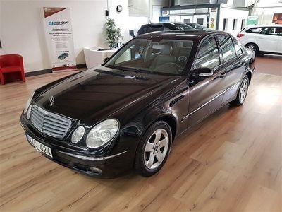 begagnad Mercedes E240 Elegance Helläder Drag