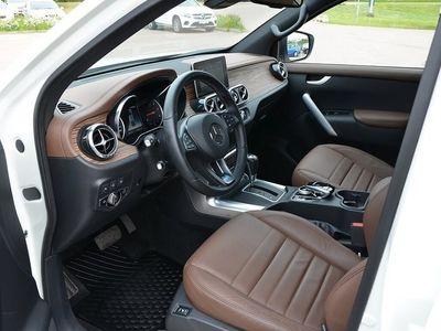 begagnad Mercedes X350 X350Aut Style Paket