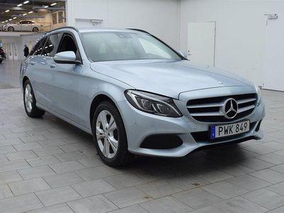 begagnad Mercedes C220 Kombi 170hk NAVI / DRAG