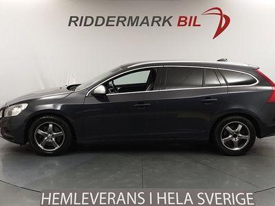 begagnad Volvo V60 D5 215hk R-Design Ny Kamrem Nyservad D-Värm Drag